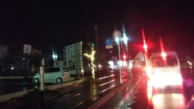 志布志駅前
